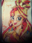 MLP Sunset))#2 by Enjal