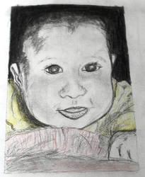 Sevy baby by ElenisVAD