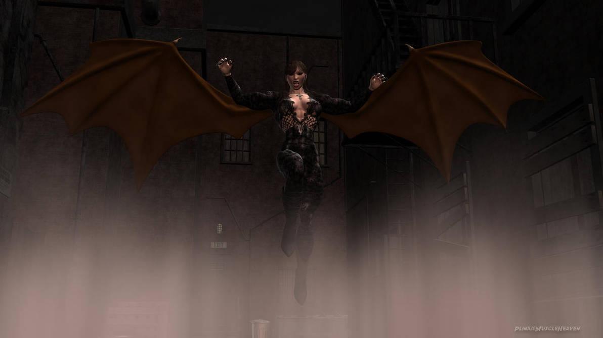 Demon of the Night by plinius