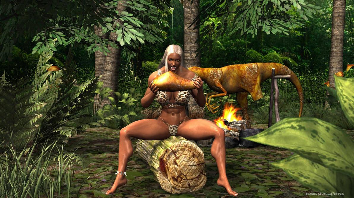 Sheena: Jungle Diet by plinius