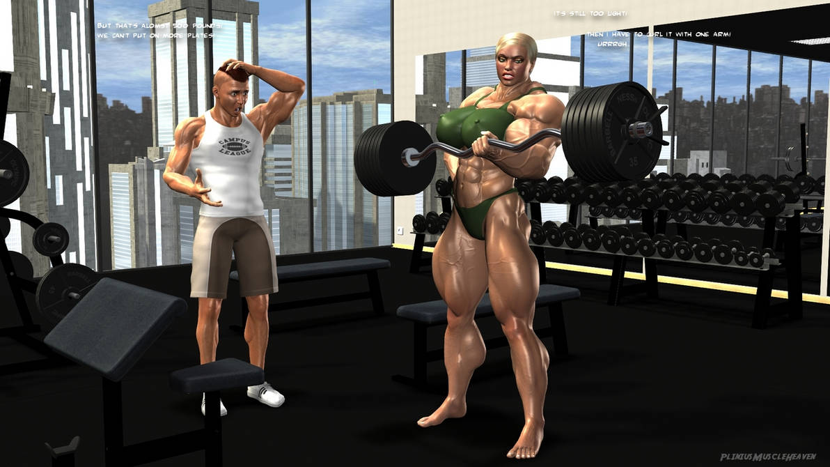 FBB 500 lbs Biceps Curl by plinius