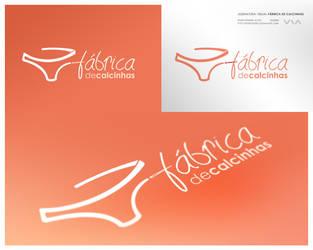 Panties Factory Logo by Pedrolifero