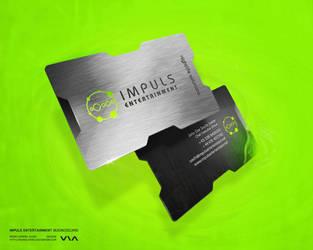 Impuls Business Card by Pedrolifero