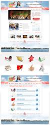 Maria Rosario Mayor Website by Pedrolifero