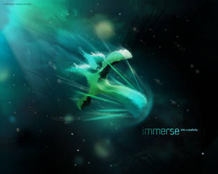 Immerse by Pedrolifero