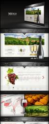 Miolo Wine Group Website by Pedrolifero