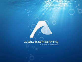 Aquasports Logo by Pedrolifero