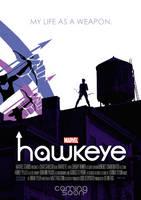 POSTER: Marvel's Hawkeye by WibblySpidey