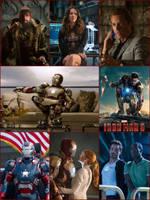 Iron Man 3 Poster by Sharkypan87