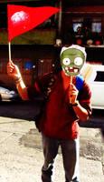 Me - Flag Zombie by NatanaelBram