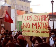Zombies don't Kill... by NatanaelBram