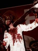 Bye Zombie Jesus by NatanaelBram