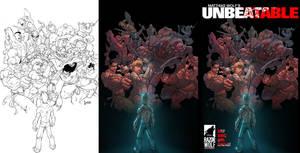 UNBEATABLE cover by CarlosGomezArtist