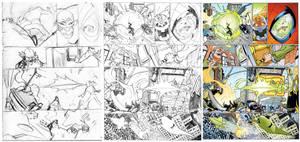 spiderman 5 by CarlosGomezArtist