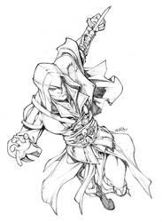Assassins Creed by CarlosGomezArtist