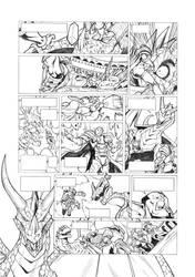 L'OAK 2 page sample 2 by CarlosGomezArtist