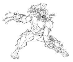 Wolverine by CarlosGomezArtist