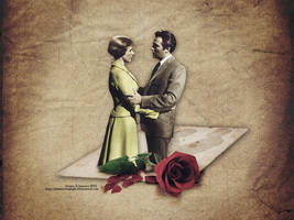 Sound Of Music Valentine Art by glimmeringlight