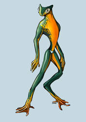 frog taken by lArsenicI