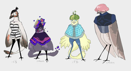 avian adopts 2/4 open by lArsenicI