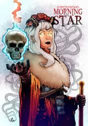 MORNING STAR #0 on Kickstarter by badgirlartwork