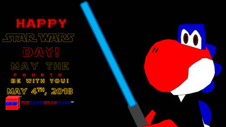 Happy Star Wars Day from TheRaisinBranFlash! by TheRaisinBranFlash