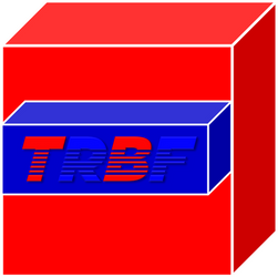 The TRBF Cube (2018-) by TheRaisinBranFlash