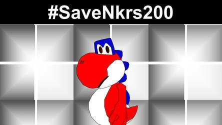 #SaveNkrs200 by TheRaisinBranFlash