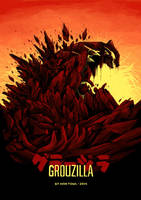 Grouzilla by Noktowl