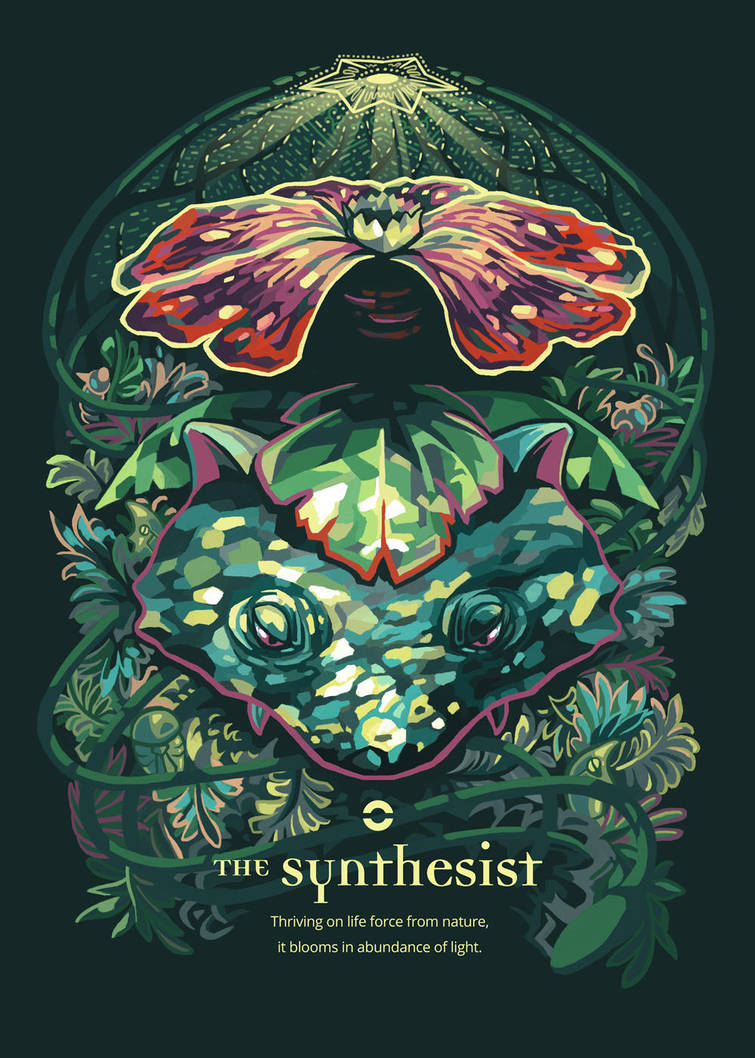 Green: The Synthesist by Noktowl