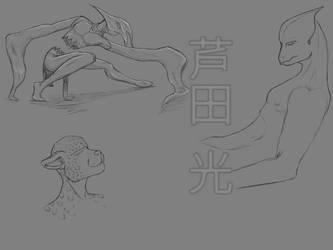 Doodles LS 4-5-12 by LeRochelle