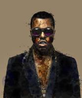 Kanye West by JAMlE