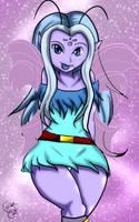 Izeali the Fairy by ShaozChampion