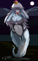 Boosette's haunted beach by ShaozChampion