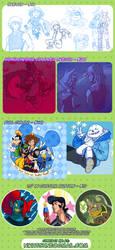 Niku Commissions by Nikutsune