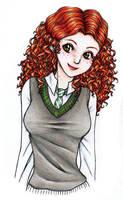 Gwendolyn Braithwaite by FeindFyre