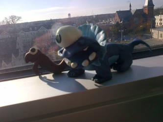 Monsters by Potatoskin