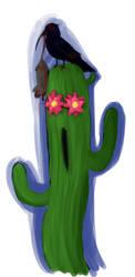 cactus eh by Potatoskin