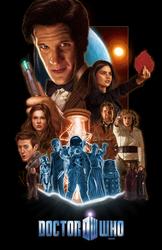 Doctor Who - The Matt Smith/11 Era by kelvin8