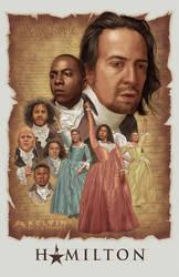 Hamilton - The Story of Tonight by kelvin8