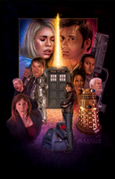 Doctor Who - The David Tennant/10th Era by kelvin8