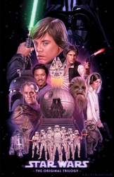 Star Wars: The Original Trilogy by kelvin8