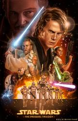 Star Wars: The Prequel Trilogy by kelvin8