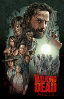 We Are The Walking Dead by kelvin8