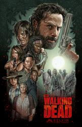 We Are The Walking Dead by kelvin8