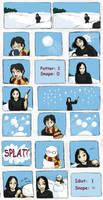 Snape Winz by tallydragon