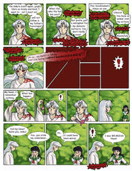 His Inner Beast - SK minicomic by tallydragon
