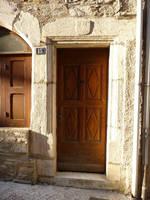 16th century door by Bispro