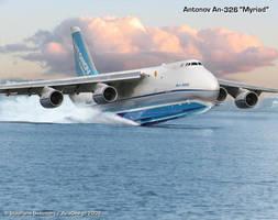 Antonov An-326 Myriad by Bispro
