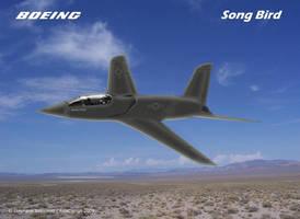 Boeing Model 902 Songbird by Bispro